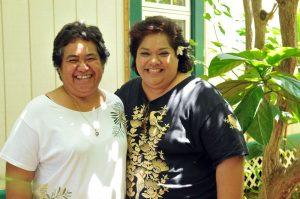 Debbie & Iwie Tamashiro, OSM