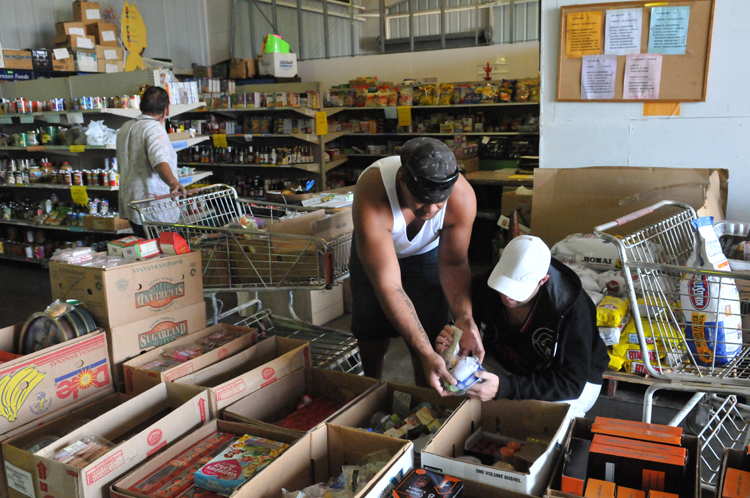 Foodbasket Kona Warehouse
