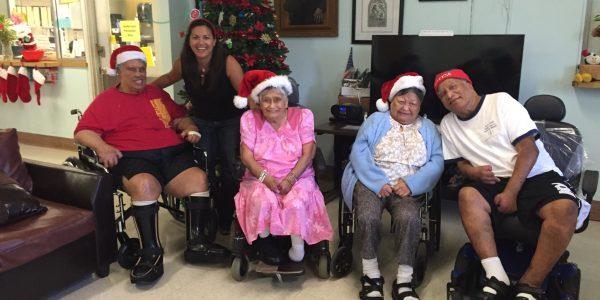 Leahi Christmas 2015