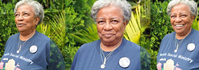 Pearl Bates, Outreach Coordinator