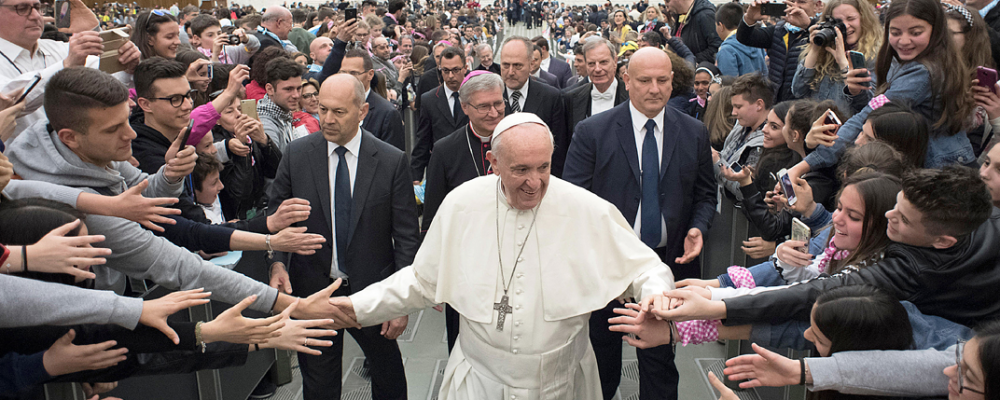 pope francis call to holiness